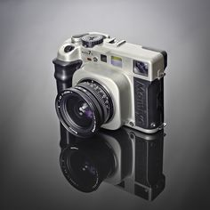 Mamiya 7II Rangefinder: the sharpest camera ever made in Medium format.