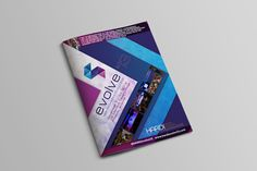 2014 Annual Conference Brochure by Kelly Duckworth, via Behance Conference Branding, Brochure Design, My Design, Behance, Marketing, Brochures, Editorial, Layout, Book