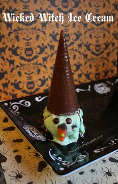 Dreyer's Wicked Witch Ice Cream #ReasontoSmile #Ad