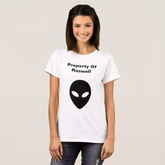 Roswell Alien Shirt - tap to personalize and get yours Funny Faces Quotes, Funny Love Jokes, Funny Girl Quotes, Types Of T Shirts, Jokes For Teens, Funny Couples, Couple Gifts, Girl Humor, Funny Babies