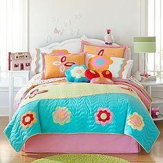 Pink Summer Garden Quilt & Accessories - jcpenney