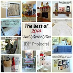 Sweet Parrish Place: Best of 2014- DIY Project Posts