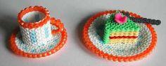 Les plus belles dinettes en 3D et en perles Hama