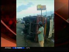 Accidente De Transito En La Entrada De Moca #Video
