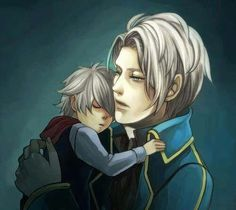 Devil May Cry Nero and Vergil