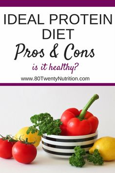 The Ideal Protein Diet: Pros & Cons