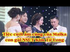 Tiệc cưới ấm cúng của con gái NSƯT Kim Tử Long - Tin Hôm Nay