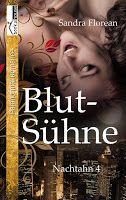 Letannas Bücherblog: Blutsühne - Nachtahn 4 von Sandra Floeran