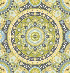 Kaleidoscope ~ Allegro fabric