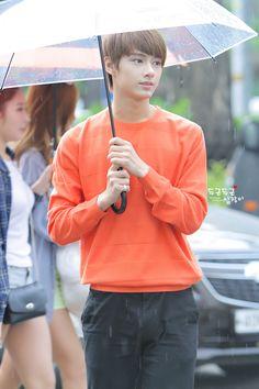 Awkward cute and sexy Jun of #seventeen