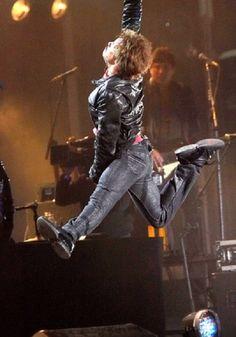The jump. <3