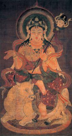 Japanese Buddhism, Buddhist Art, Asian Art, Buddha, Painting, Painting Art, Buddha Art, Paintings, Painted Canvas