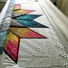 Awesome quilting!!!
