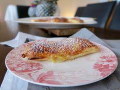 LAMBADASCHNITTE - Bine kocht! Dessert Recipes, Desserts, French Toast, Pudding, Yummy Food, Breakfast, Ethnic Recipes, Sweet, Muffins