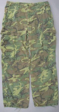 Mil-Tec Vintage Survival Shorts Mens Hunting Hiking Cargo Pants Prewashed Olive