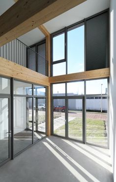 Image 2 of 22 from gallery of Woodlofts Buiksloterham / ANA architecten…