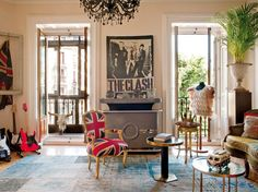 Decor Inspiration -Eclecticism in Decor