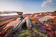 Фотография Derwent Edge автор James Mills на 500px