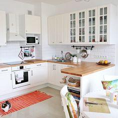 Частичка ИКЕА есть в каждом доме - Вдохновляющая подборка кухонь ИКЕА из Инстаграм