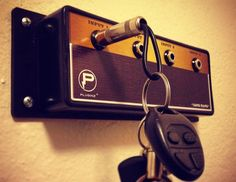Jack Rack is a key hanger for every music lover's home