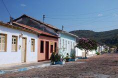 Centro histórico de Mucugê, Bahia