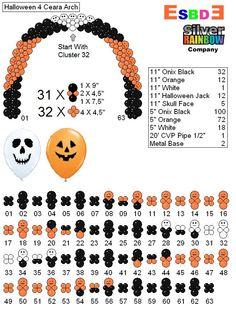 Halloween arch 4