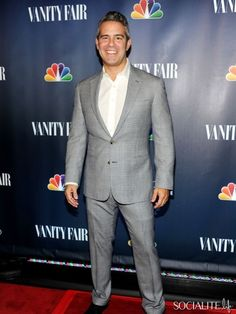 TV executive #AndyCohen attends NBC's 2013 Fall Launch Party Hosted By Vanity Fair at #TheStandardHotel on Sept 16, 2013  http://celebhotspots.com/hotspot/?hotspotid=23518&next=1