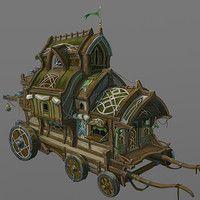 caravan renovation ideas 16747829853460730 - Medival Ji Young Joo Source by bmahone Fantasy City, Fantasy Rpg, Medieval Fantasy, Fantasy World, Bg Design, Prop Design, Game Design, Rpg Map, Caravan Renovation