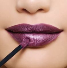 Need a pop of color to get ready for the warm weather? Here's one of six of Beauty with Tori's NEW Powerlips. With vibrant colors, these are packed with avocado oil and beeswax to condition as they last. Pictured here: Noble💋 A royal purple Makeup Tips, Beauty Makeup, Bright Lips, Beauty Must Haves, Soft Lips, Avocado Oil, Lip Colors, Vibrant Colors, Nu Skin