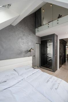 A Renovated Attic Apartment in Prague Photo
