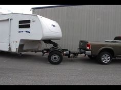 TOW ALL, 5th Wheel Trailers, Towing Camper Trailers, Horse Trailers, Cargo Trailers ORDER NOW! - YouTube
