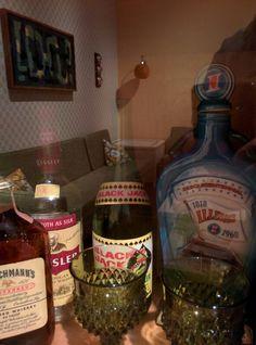 Spirits of 1968 Chicago History Museum, Whiskey Bottle