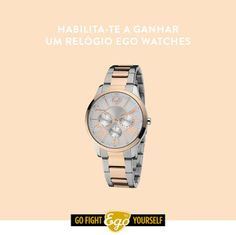 Amostras e Passatempos: Passatempo Ego Watches by Glimmer le Blonde