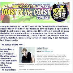 Isaiah Grass - North Coast Music Fest