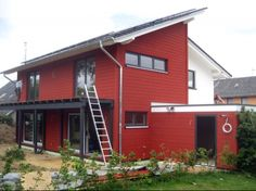 Pitched Green Roofs A Modern Design Element