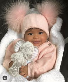 for more popping pins add - BABES - Bebe Cute Mixed Babies, Cute Black Babies, Beautiful Black Babies, Cute Little Baby, Baby Kind, Pretty Baby, Cute Baby Girl, Beautiful Children, Little Babies