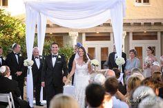 Melissa & Derek's Sparkle-Free Addison Wedding — The Addison