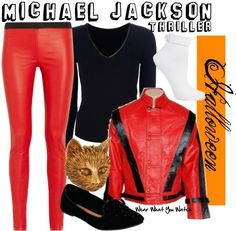 Inspired by Michael Jackson's 1984 Thriller.