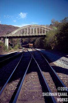 Image detail for -south, the Avis Bridge in Hinton formerly carried West Virginia ...