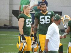 Matthews and Peppers training camp 2014