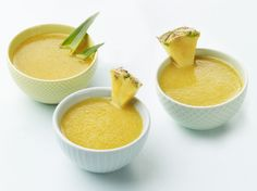Pineapple Soup