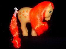 VINTAGE My Little Pony 1982 ARGENTINA BUTTERSCOTCH ULTRA RARE! ARGIE