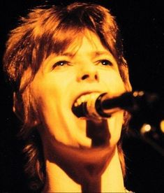 vezzipuss.tumblr.com — David Bowie, Circa 72 ❣️
