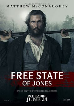 Regarde Le Film Free State Of Jones 2016 VF  Sur: http://completstream.com/free-state-of-jones-2016-vf-en-streaming-vk.html