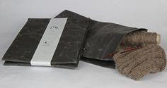 Taske med tryklåse sort - ITO accessories