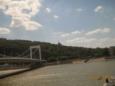 Budapest George Washington Bridge, Hungary, Budapest, Geography, Travel, Viajes, Destinations, Traveling, Trips