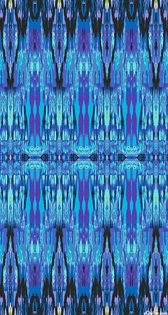 indian ocean, color, ikat, ocean blue, prints