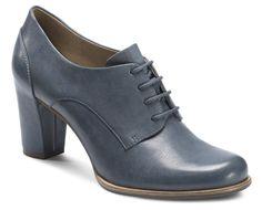 Ecco Pretoria Lace-Up Shoes Lace Oxfords, Lace Booties, Lace Up Shoes, Dress Shoes, Dress For Success, Only Fashion, Blue Shoes, Shoe Collection, Pretoria