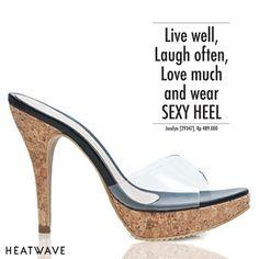 Fashionable tidaknya wanita itu bisa dilihat dari busana dan sepatu yang dikenakan. Jadi tidak heran jika akhir-akhir ini marak sekali ditemukannya online shop yang lebih banyak menyediakan busana dan sepatu.