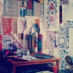 world of interiors via Erica Tanov blog